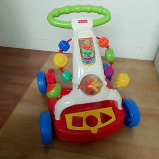 Fisher-Price 學步車