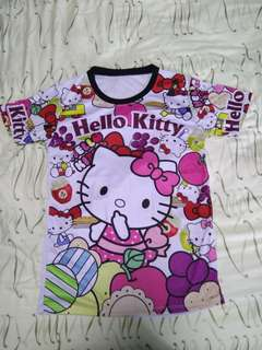 Dry fit Hello Kitty T - shirt