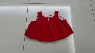 Baby Girls Cute Top (1-2years)