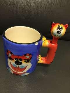 可愛老虎仔杯 (Lovely tiger mug )