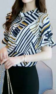 💝 MOTHER'S DAY SPECIAL! BNIB CHIFFON TOP
