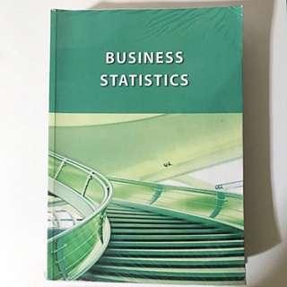 Business Statistics Textbook