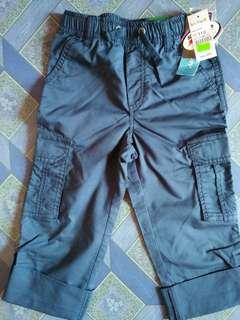 brandnew bossini cargo pants