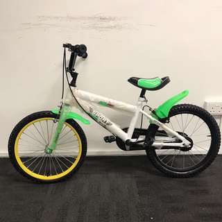 Kids bicycle - 18 inch