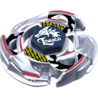 Takara Tomy Metal Fight Beyblade Limited Edition L Drago 105F with L Launcher Black String