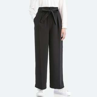 BNWT Uniqlo Paperbag Trousers
