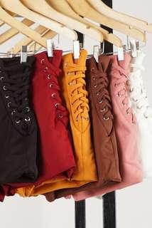 fashion wanita/celana hotpants