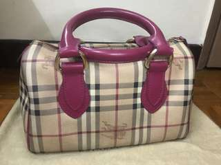 REDUCED PRICE BURBERRY