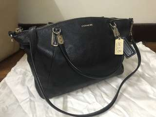 REDUCED PRICE COACH BAG