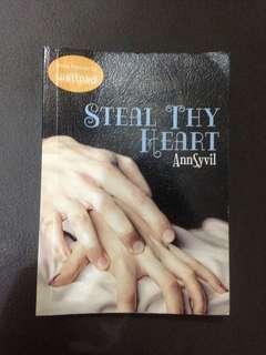 🔥WATTPAD'S STEAL THY HEART BY ANNSYVIL