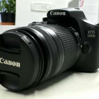 Kredit cepat, hanya 3 menit Canon EOS 1300D