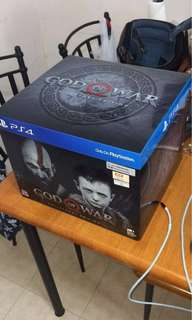 God Of War PS4 Collector's Edition Bundle (without game)