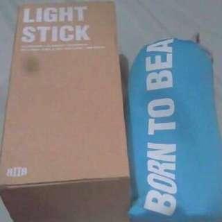 BTOB lightstick version 1 (free sf)