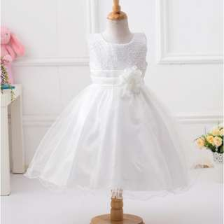 FLOWER GIRL DRESS 2018 SERIES (pre-order LF 067 )
