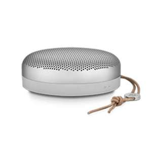 B&O BeoPlay A1 Portable Speaker, Natural With 2 Years Warranty