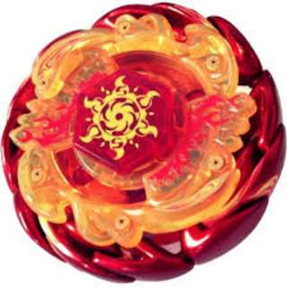 TAKARA TOMY JAPAN METAL FUSION BEYBLADE LIMITED EDITION RED SOL BLAZE V145AS And Movie DVD