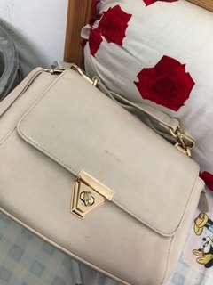 Commoditea Gold bag