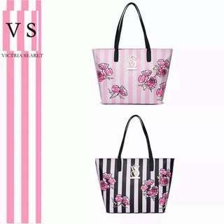 Floral Tote Victoria's BAG