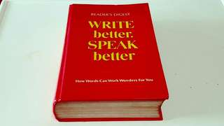 Excellent book to improve your choice of words
