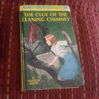 Nancy Drew Mystery Stories 26 by Carolyn Keene