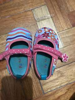 Pitter Pot Flat Shoes for 12-24M