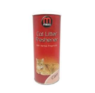 Nikki Cat Litter Freshener with Herbal Fragrance - $8.90