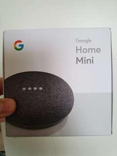 Google Home mini Charcoal colour