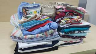 Preloved Adult clothes to rebless
