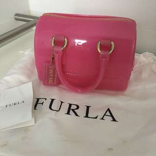 Furla Candy Mini Sweetie Satchel Bag