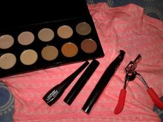 Take all cosmetics