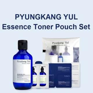 🇰🇷 Essence Toner Pouch Set 200ml
