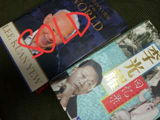 lee kuan yew books