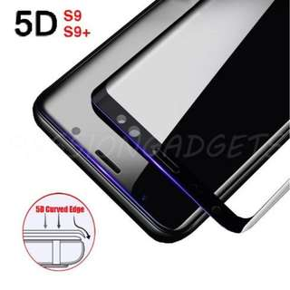 Tempered Glass Screen Protector For Samsung Galaxy S9/ S9+