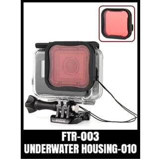 GP HERO5 HOUSING 3PC FILTER SET FTR-003