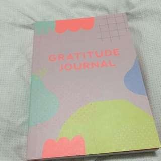 Gratitude Journal By Kikki.K