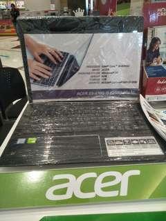 Acer E5-476G i5-8250U bisa cicilan bunga 0%