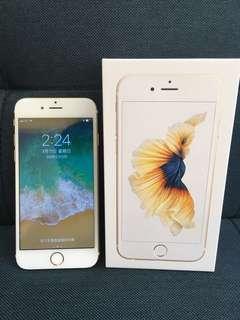 🚚 IPhone6s 128G 金色 二手