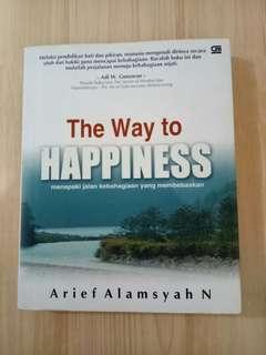 Buku motivasi kebahagiaan