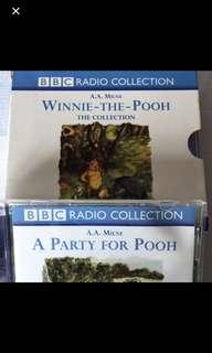 Winnie the Pooh audio book