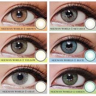 Solotica Contact Lens