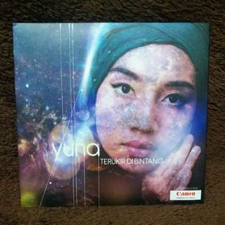 Yuna - Terukir Dibintang (Audio CD + DVD)