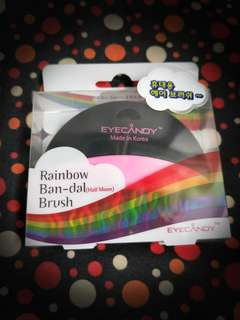 Rainbow Ban-Dal Brush from Korea