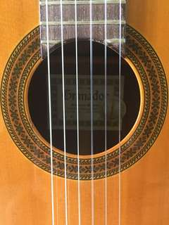 Granados classical guitar made in Spain