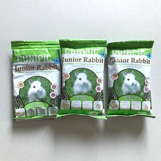🐰 CUNIPIC Complete Food for Junior Rabbits 60g 🐰