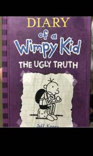 Diary of A Wimpy Kid: The Ugly Truth (Hardbound)