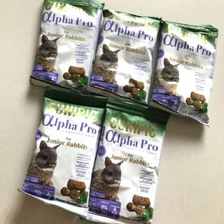 🐰 CUNIPIC Alpha Pro Food for Junior Rabbits 60g 🐰