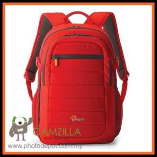 ( 100% Original ) Lowepro Tahoe BP150 DSLR Camera Backpack - RED
