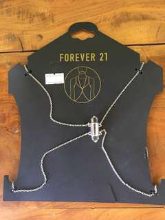 Forever 21 Body Necklace❗️❗️❗️