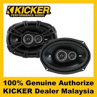 """KICKER DS 6 X 9"""" 3-Way Triaxial Speaker - DSC6930"""