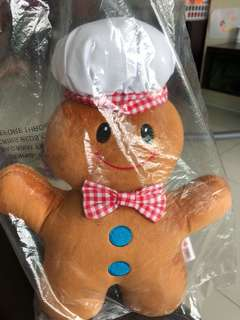 Ginger bread man Soft Toy